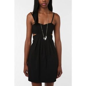 Urban outfitters little black dress (s)